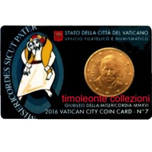 vaticano coincards 2016