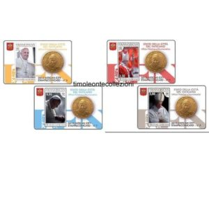vaticano set 4 coincards