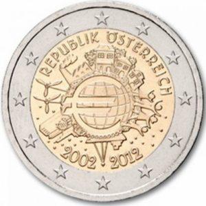 2_€_commemorativo_Austria_10°€_2012