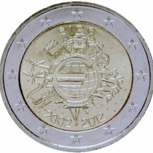 2_€_commemorativo_Irlanda_10°€_2012