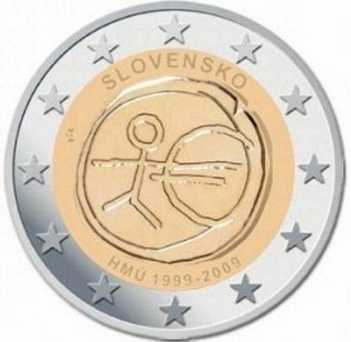 54662e66fd Slovacchia 2€ CC 2009 EMU FDC – Timoleonte Collezioni