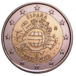2_€_commemorativo_Spagna_10°€_2012