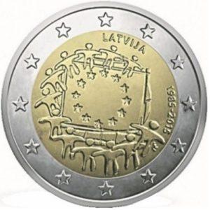 lettonia bandiera