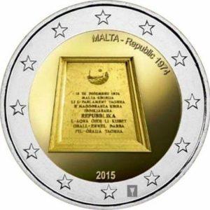 malta 2015 logo