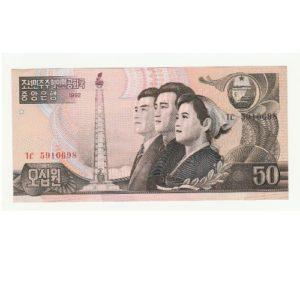 nord corea 50 a