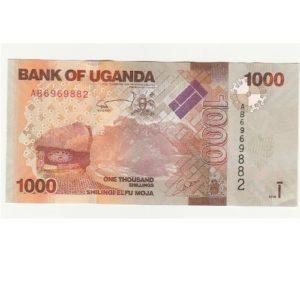 uganda 1000 a