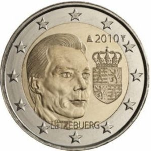 2_€_commemorativo_Lussemburgo_2010