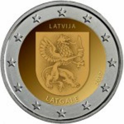 2_euro_commemorativo_lettonia_2017_Semgallia