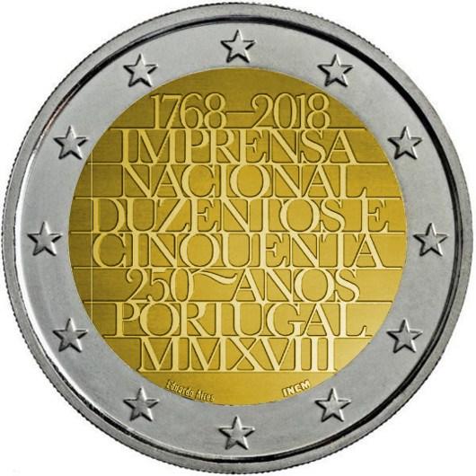 2_euro_commemorativo_portogallo_zecca