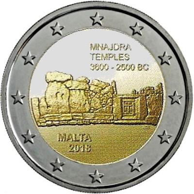 2_euro_commemorativo_malta_2018_menaidra_ritagliato