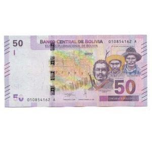 bolivia 50 a